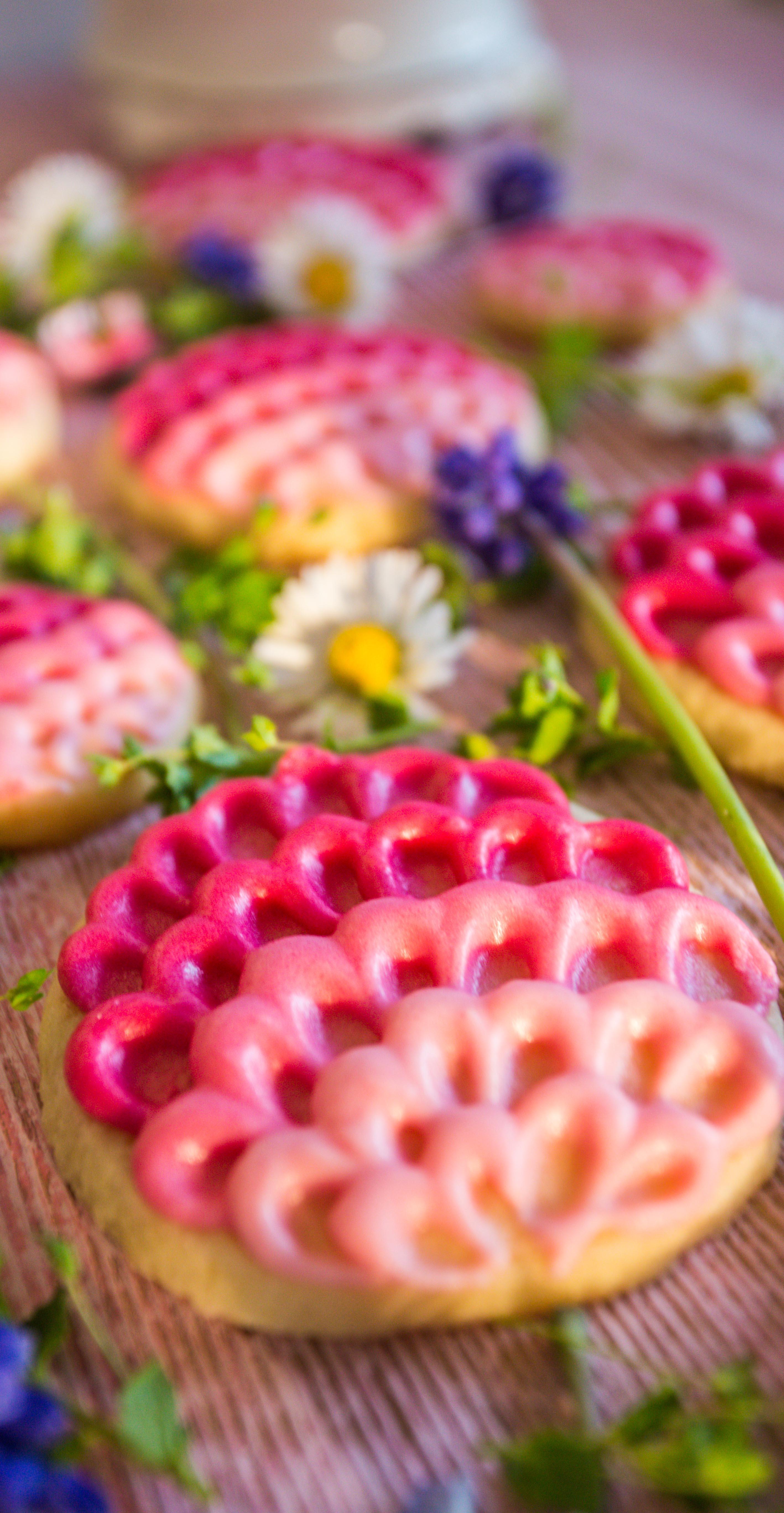 Biscotti tenerissimi ai fiori d'arancio