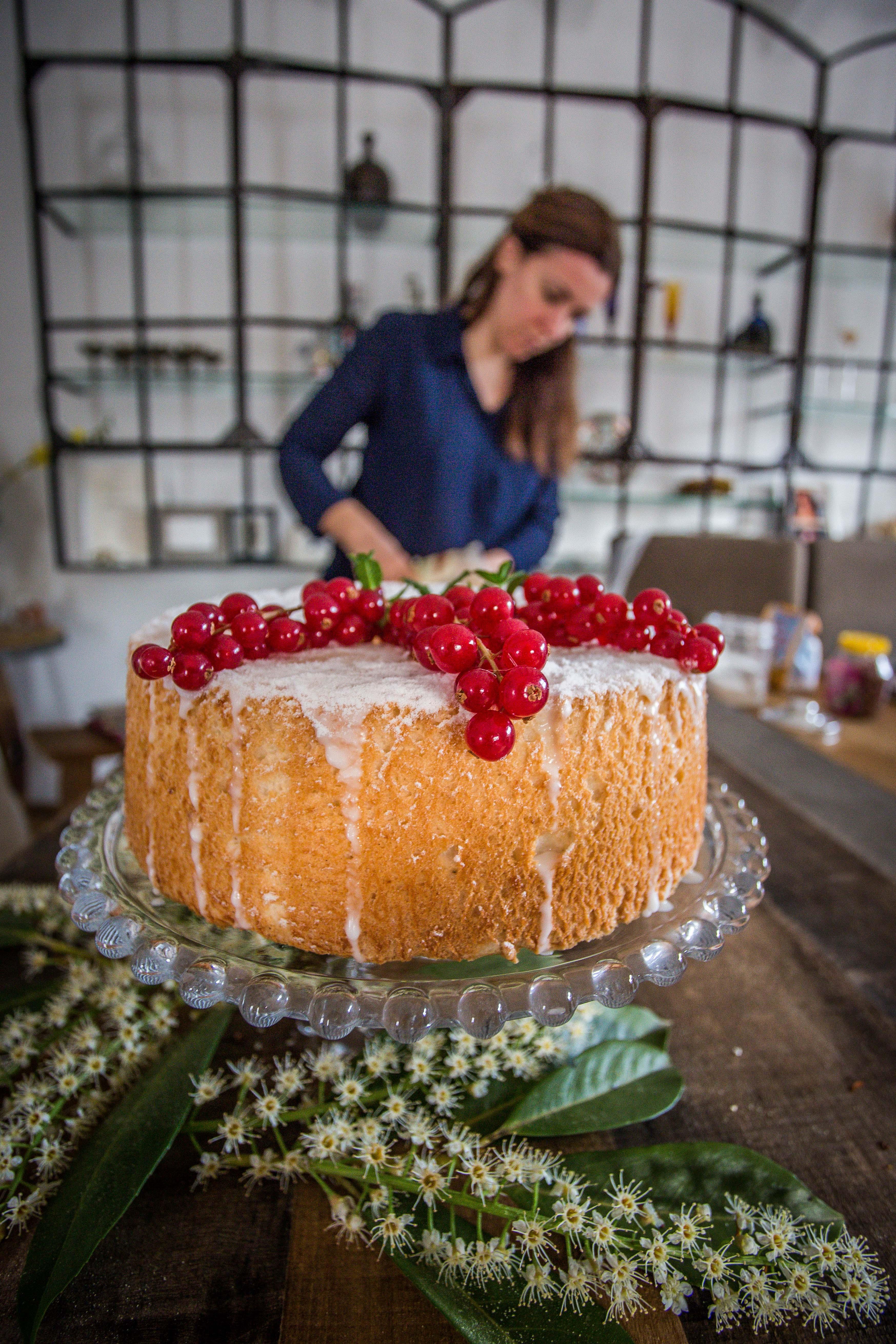 ricetta torta americana