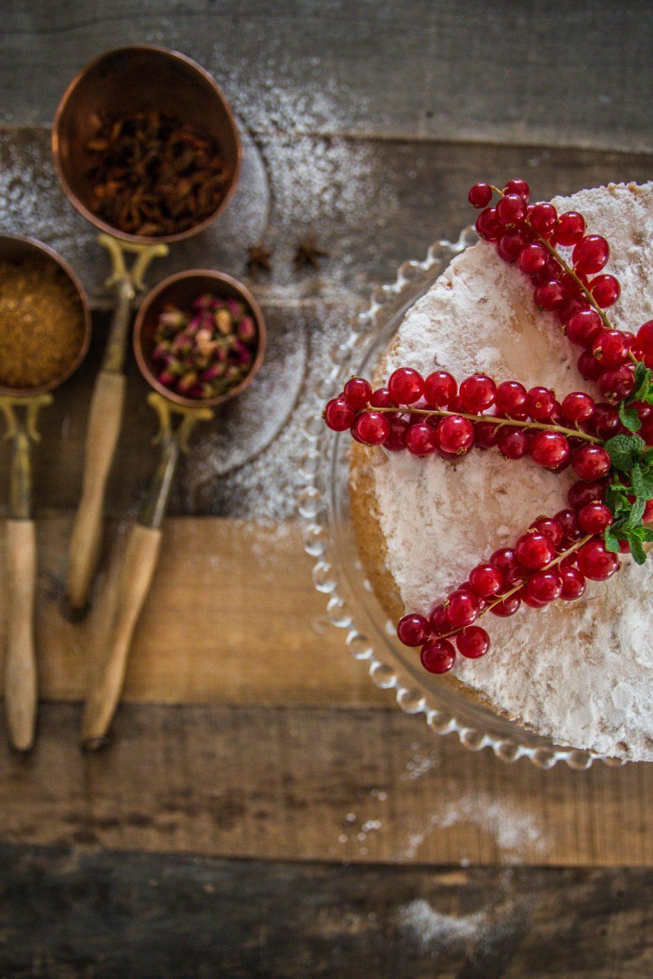 Angel food cake di Luca Montersino