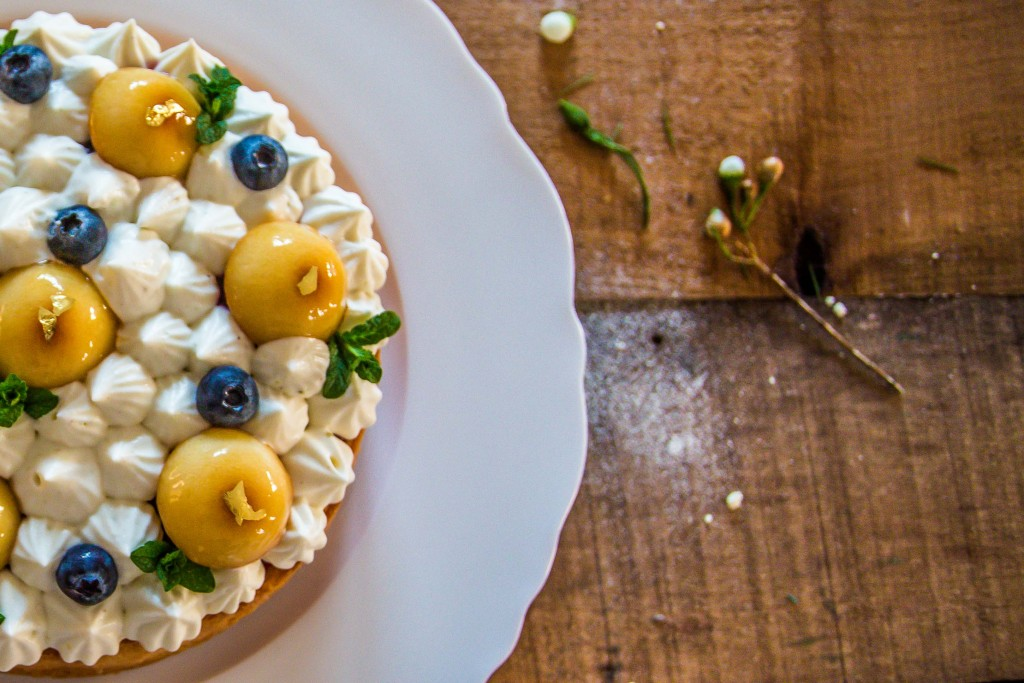 Fantastik babà, pistacchio e mirtilli ricetta Michalak