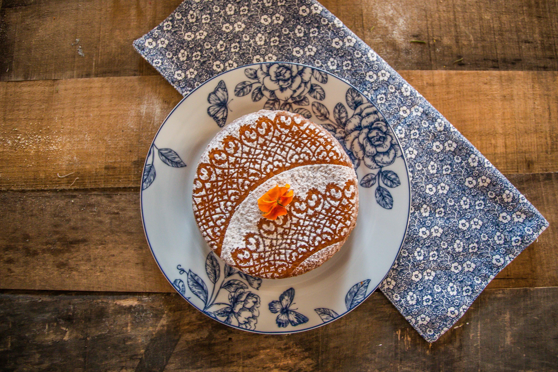 Pan d'arancia e mandorle