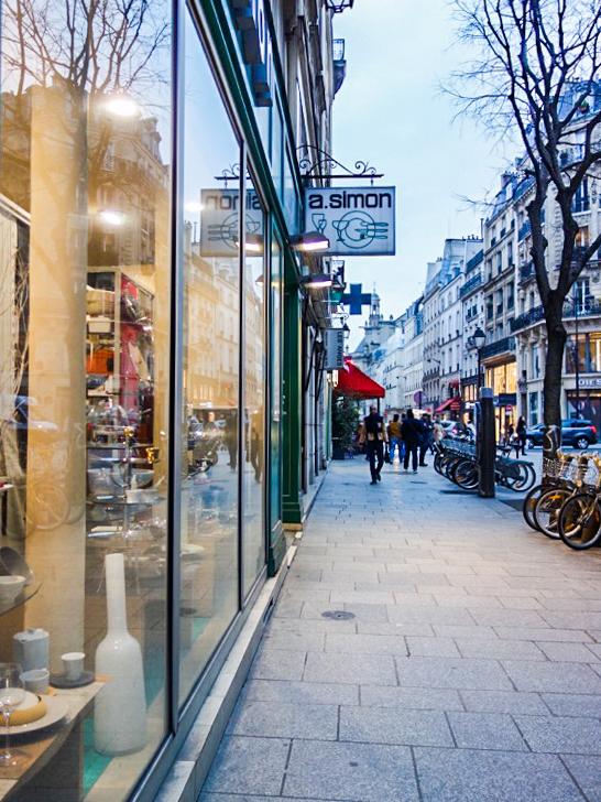 Parigi A. Simon, 48 rue Montmartre