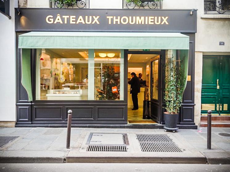 Gateaux Thomieux