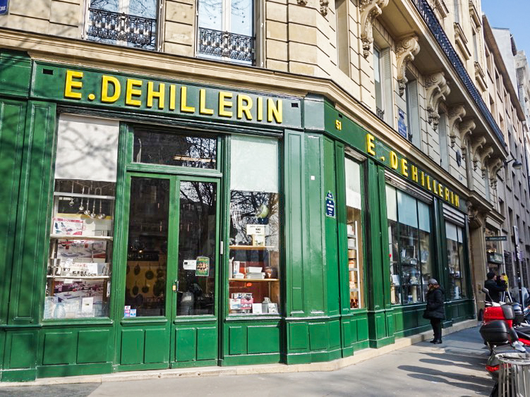 Parigi, Dehillerin, Rue Coquillière18