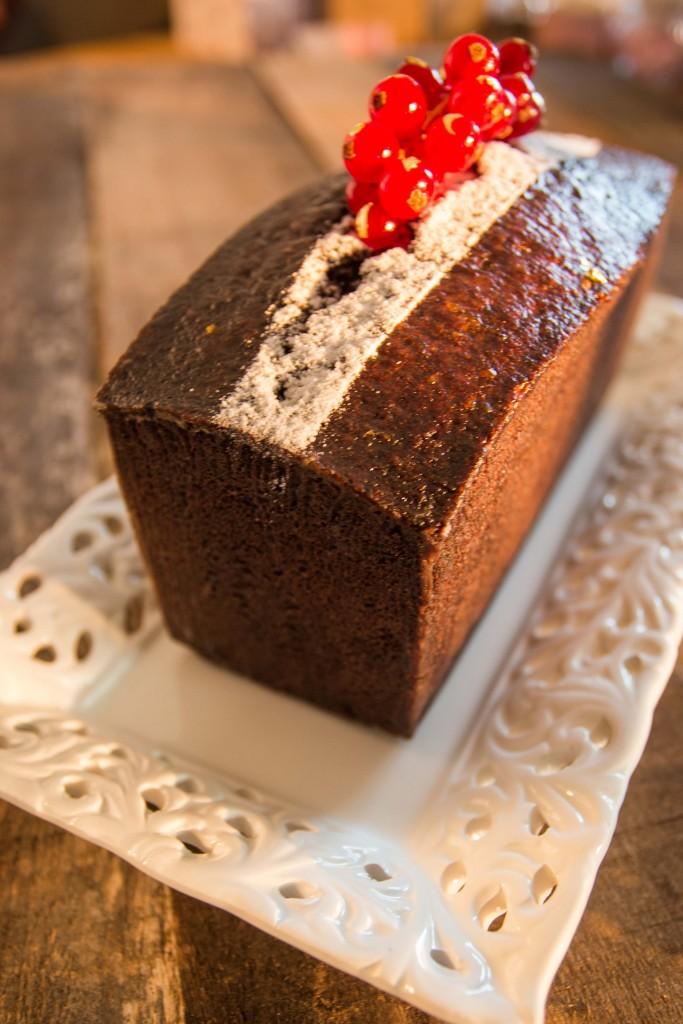 Ricetta Plumcake al cacao di Luigi Biasetto