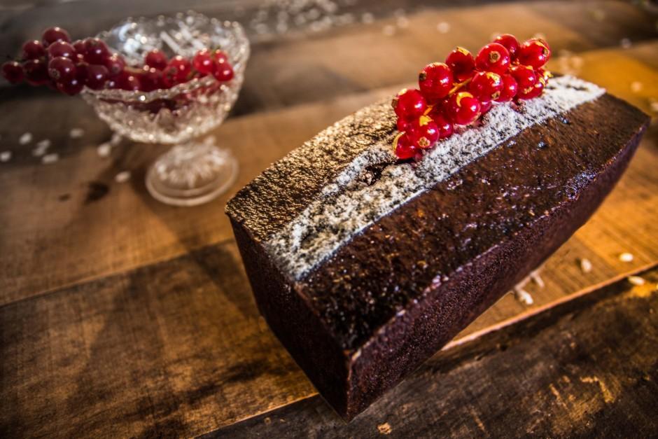 Plumcake al cacao di Luigi Biasetto