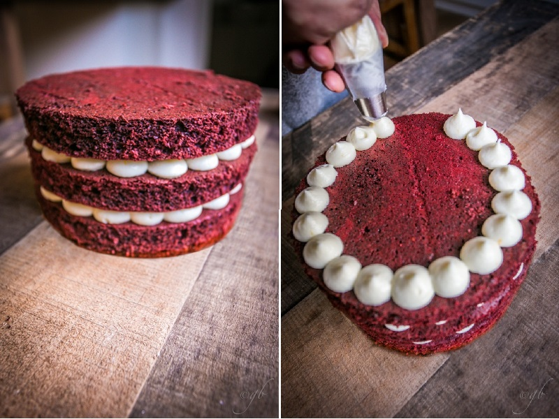 Red Velvet cake, how to realize it perfectly!