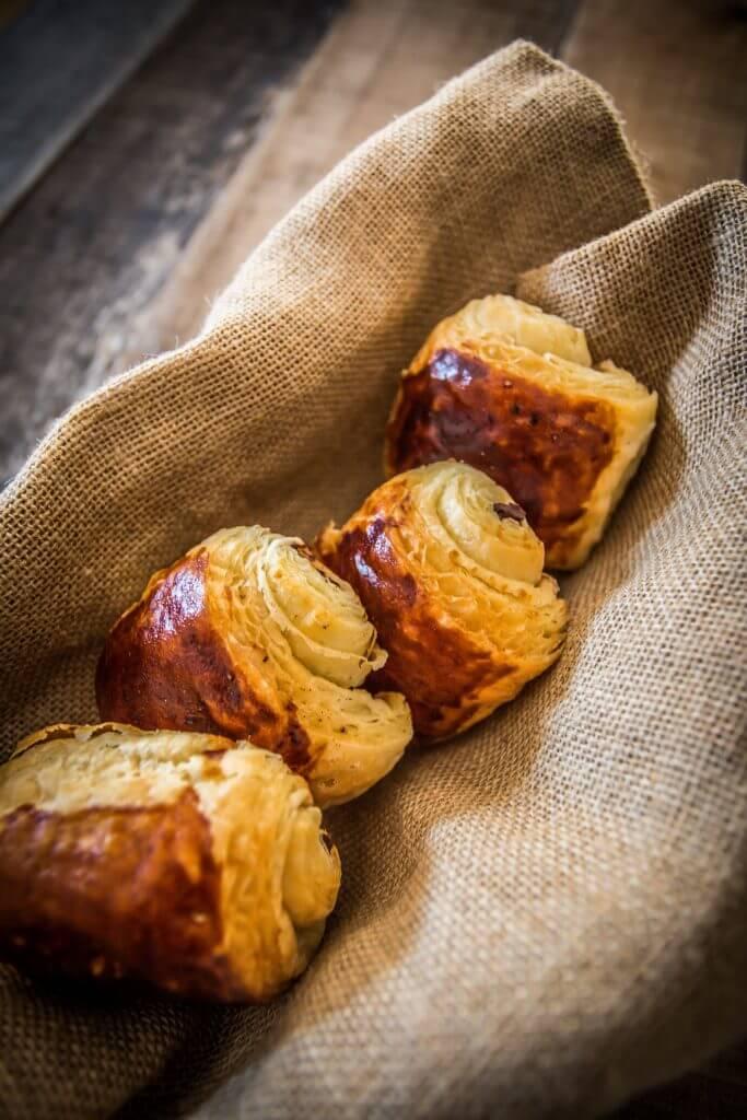 La ricetta veloce del pain au chocolat