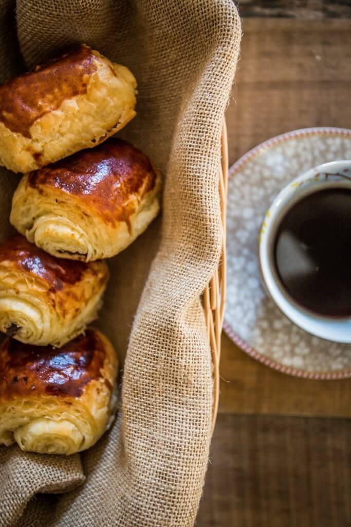La ricetta perfetta per i pain au chocolat