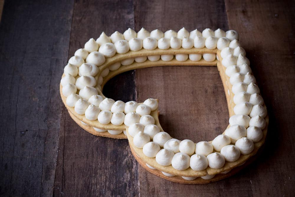 Cream tart ricetta