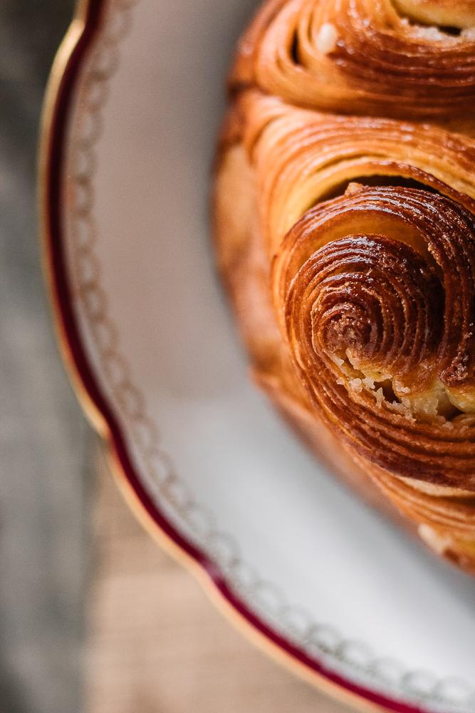 la ricetta della Brioche francese sfogliata al burro