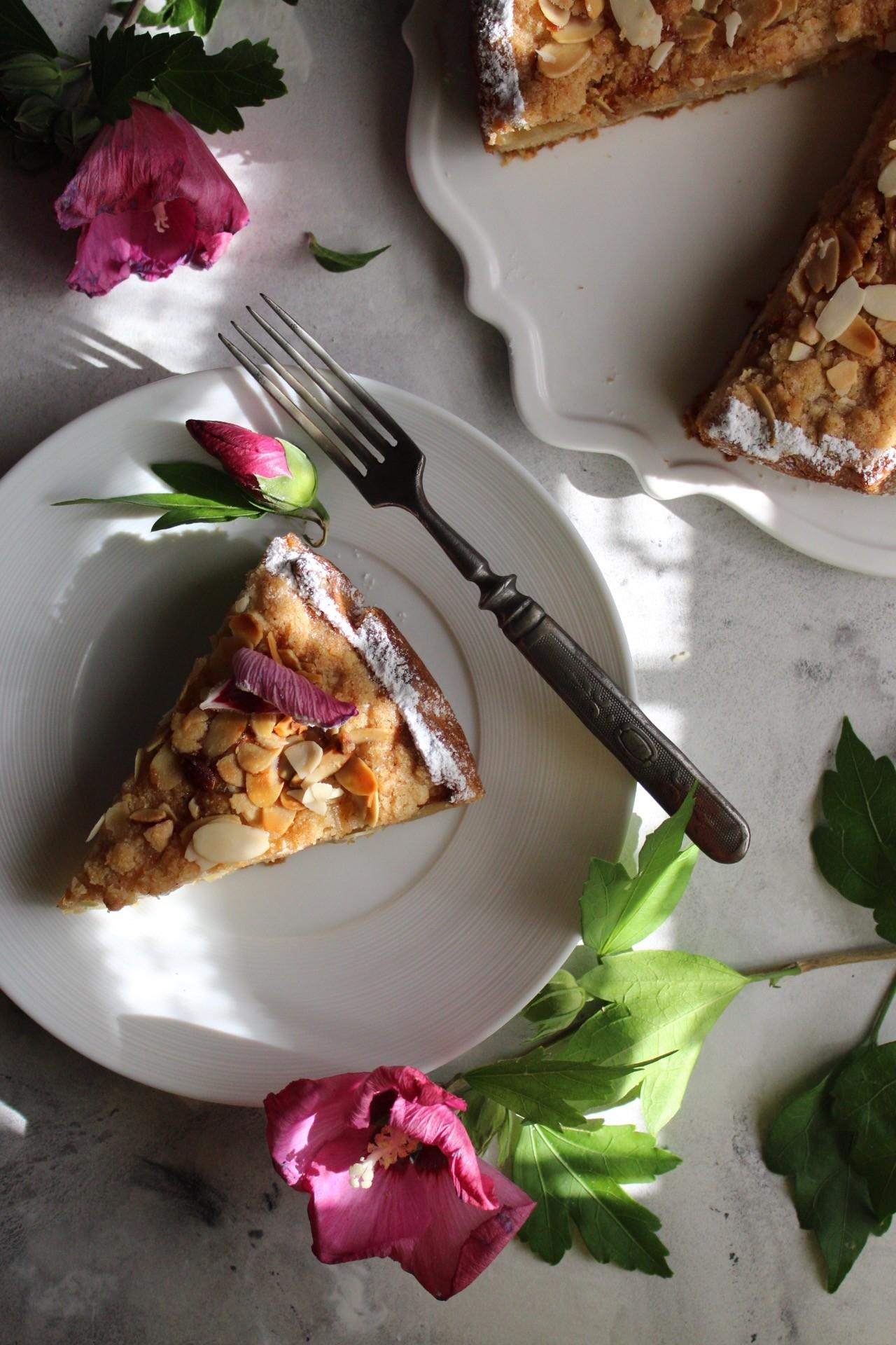 torta di mele viennese