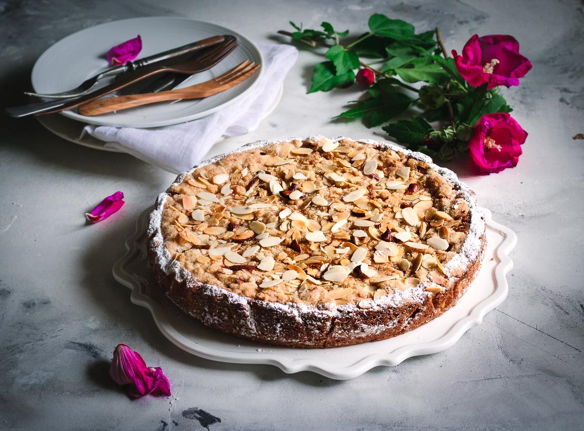 torta di mele viennese, il dolce austriaco della tradizione