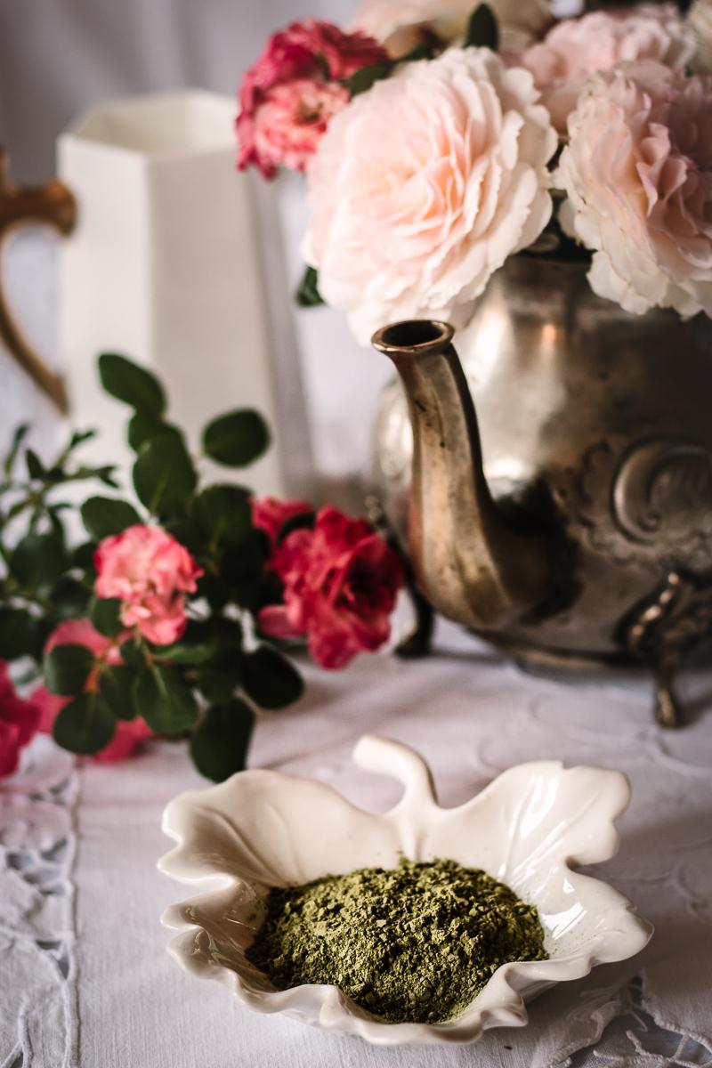 dorayaki al tè matcha e ciliegie