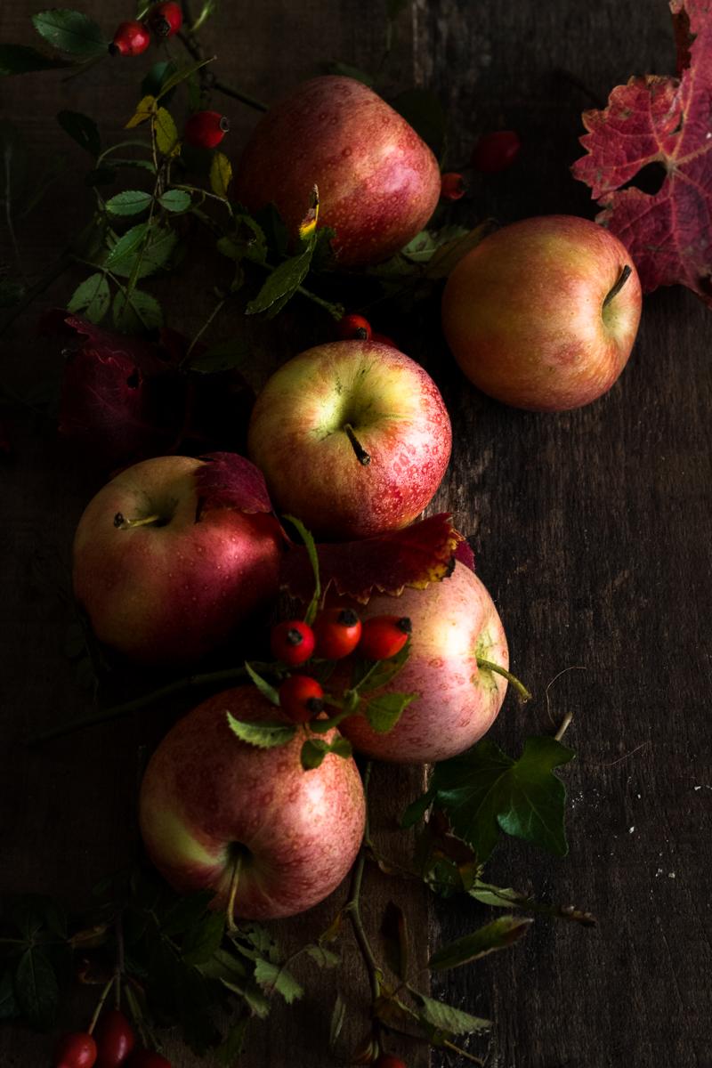 mele autunno l'ultima fetta