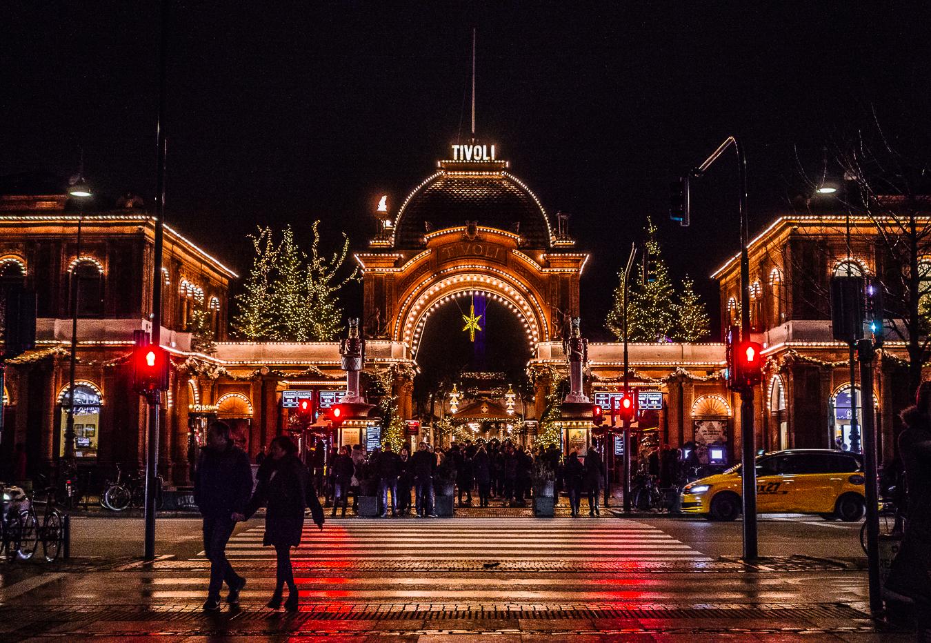 Tivoli, Copenaghen
