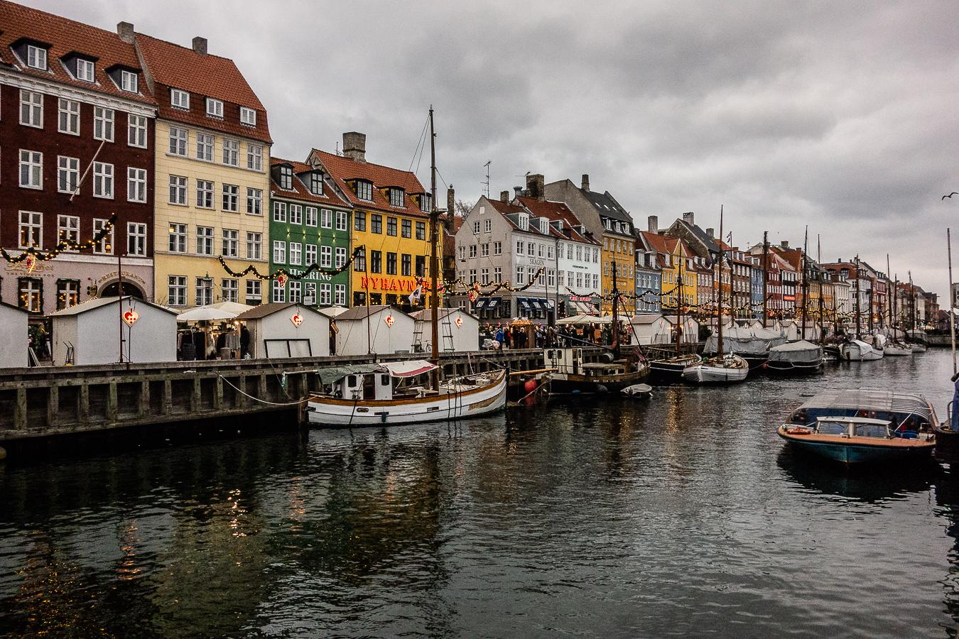 Copanaghem, Nyhavn