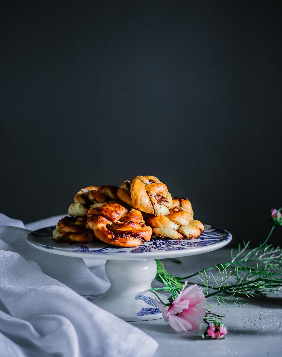 Kanelbullar o Cinnamon Buns, la ricetta dei dolcetti alla cannella