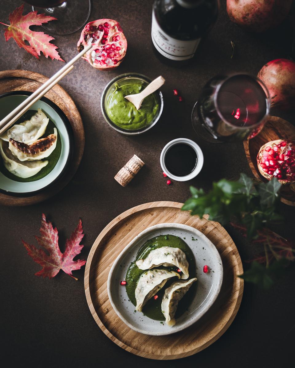 Come fare i Gyoza ravioli giapponesi con carne di maiale