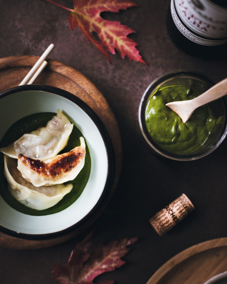 Gyoza, i ravioli di carne giapponesi: forme orientali e cuore veneto