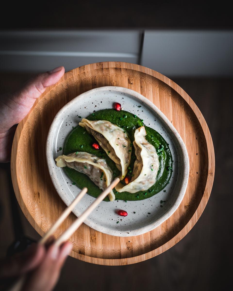 Gyoza ravioli di carne giapponesi Ricetta L'Ultima Fetta