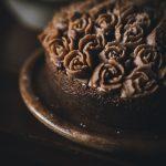 Torta di castagne, ricotta e cioccolato