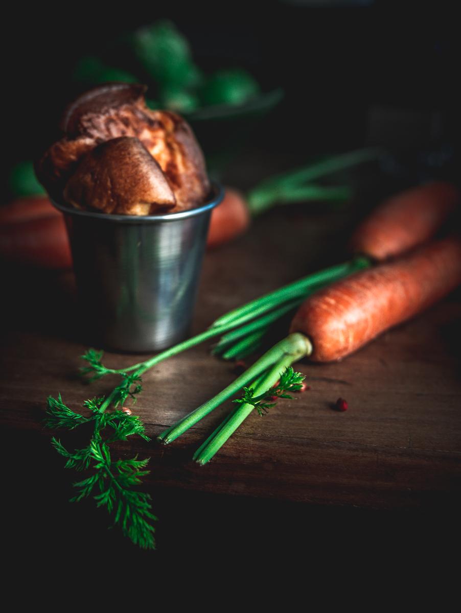 Ricetta anglosassone Yorkshire Pudding