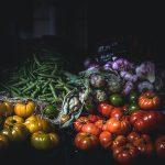 verdure food photography
