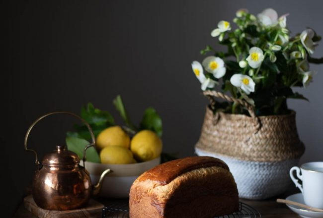 Brioche Mousseline francese di Conticini