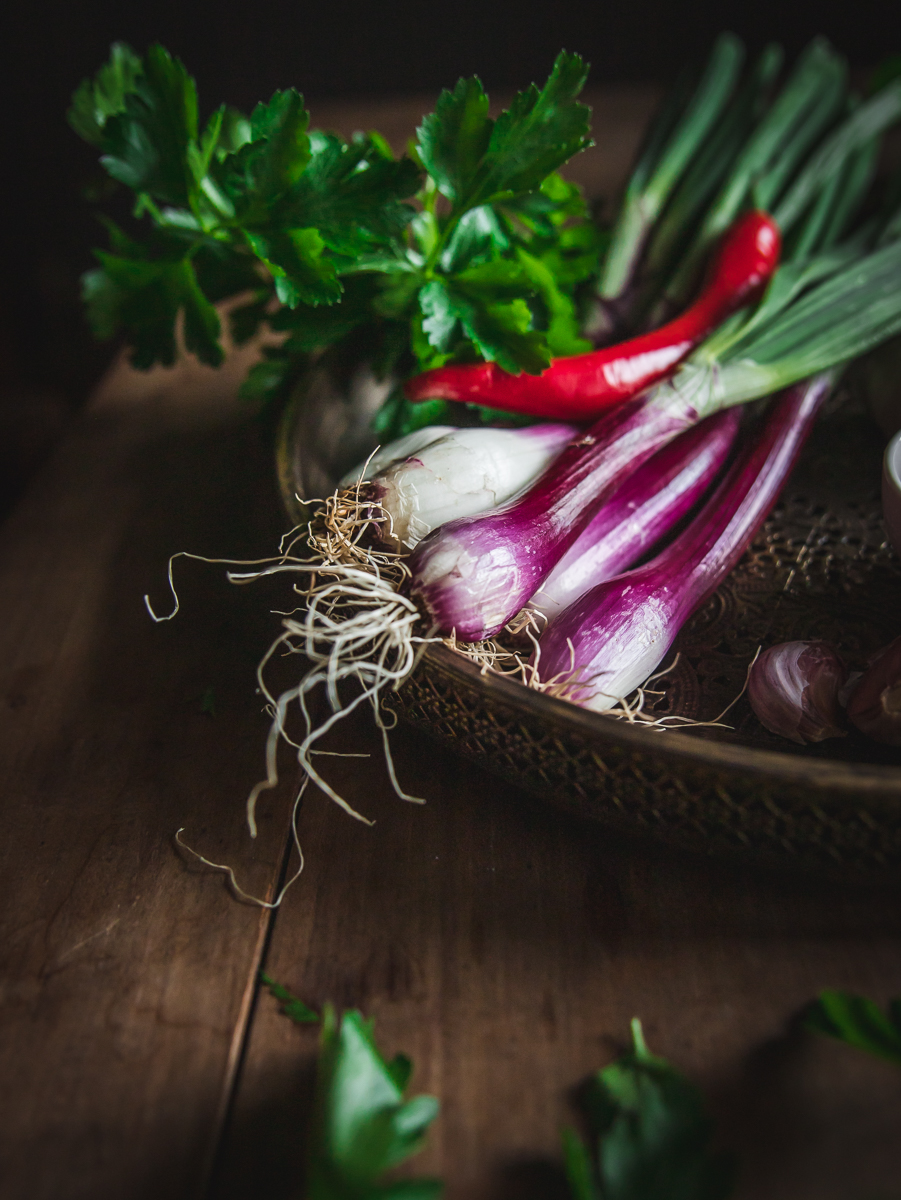 vegetable food style