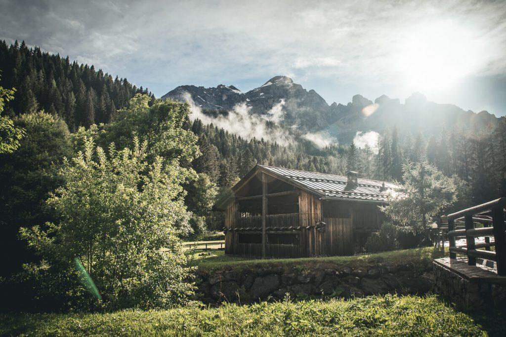 Mareson Pecol Val Zoldana