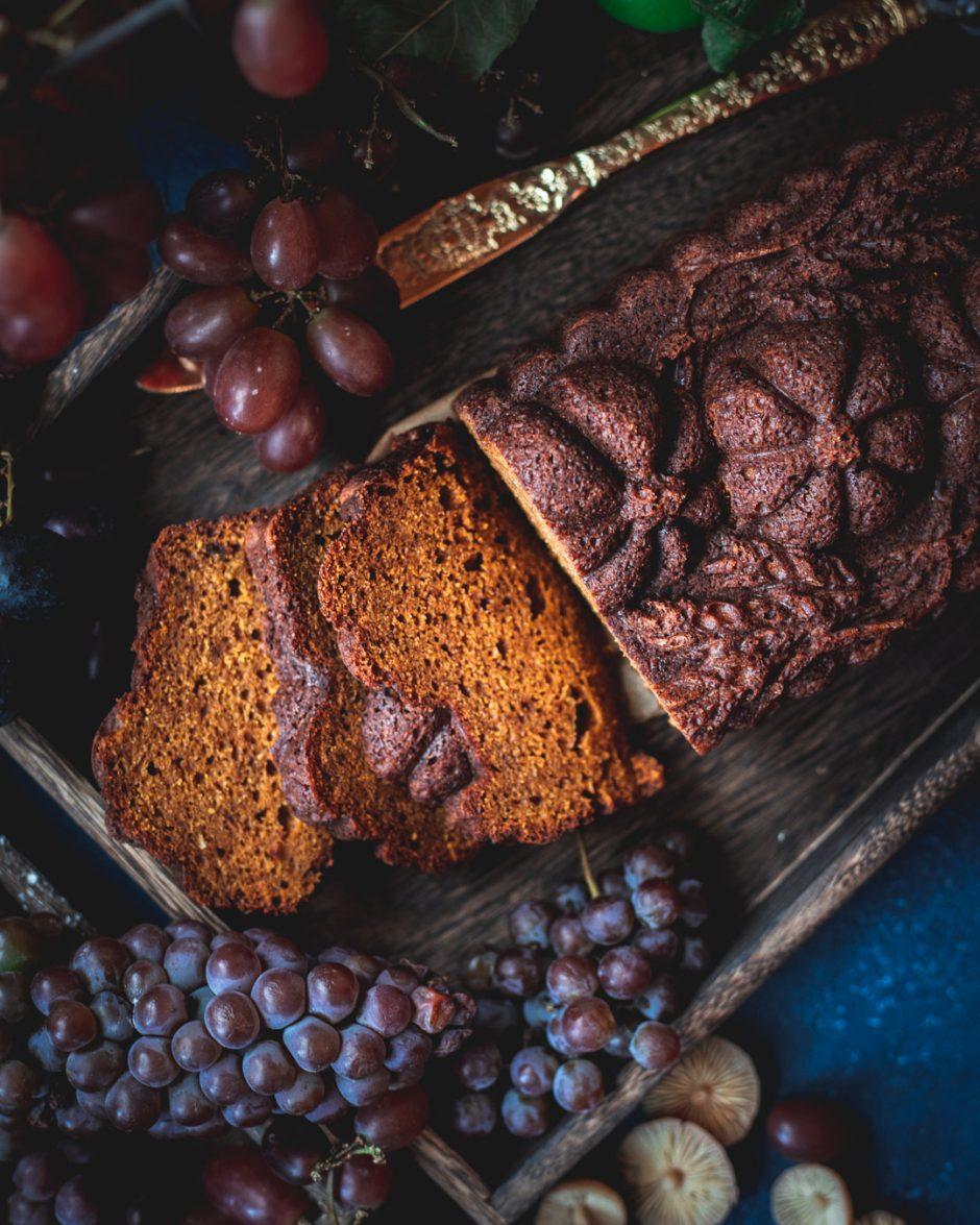 Bundt Cake ZUCCA E SPEZIE