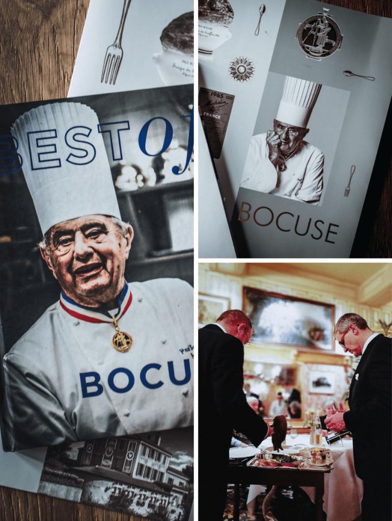 Dessert di Paul Bocuse - Ristorante  Collonges au Mont d'Or - Best of Paul Bocuse