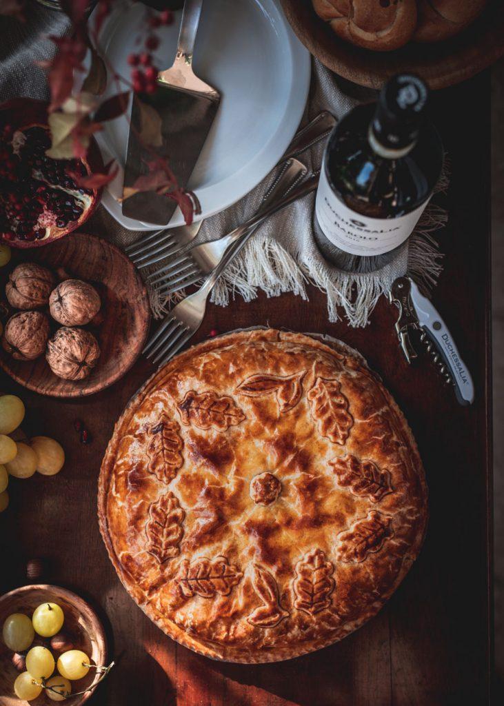 La ricetta del pasticcio d'anatra di Paul Bocuse, perfetto per il Natale. Ricetta e procedimento per un pasticcio di carne scenografico e d'effetto!