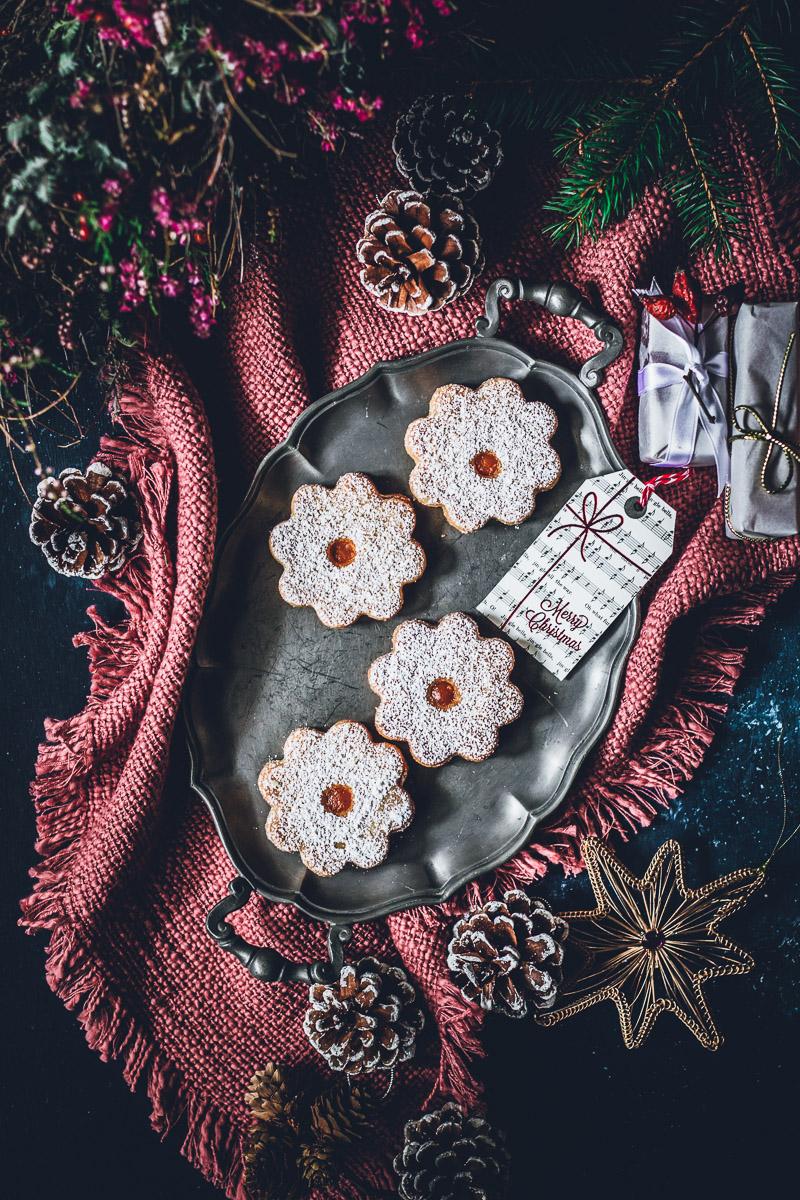 La ricetta degli Spitzbuben, i biscotti di Natale dell'Alto Adige
