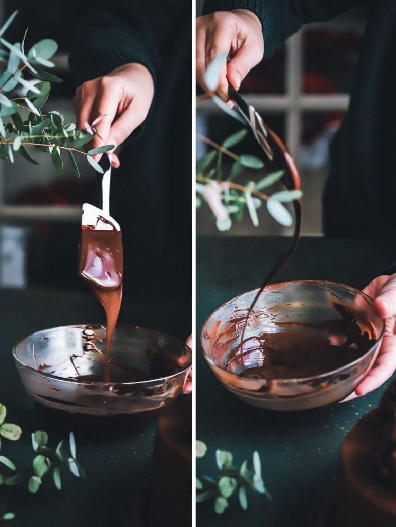 Corteccia di cioccolato