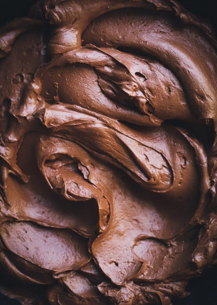 Frosting cremoso al cioccolato