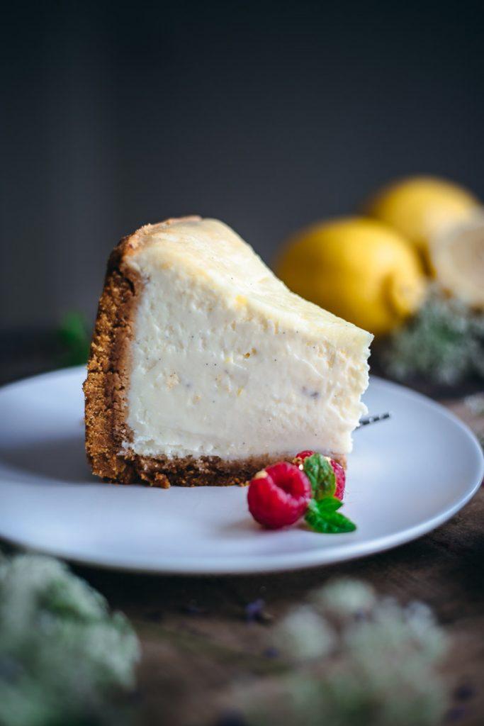 Cheesecake con Philadelphia fatto in casa